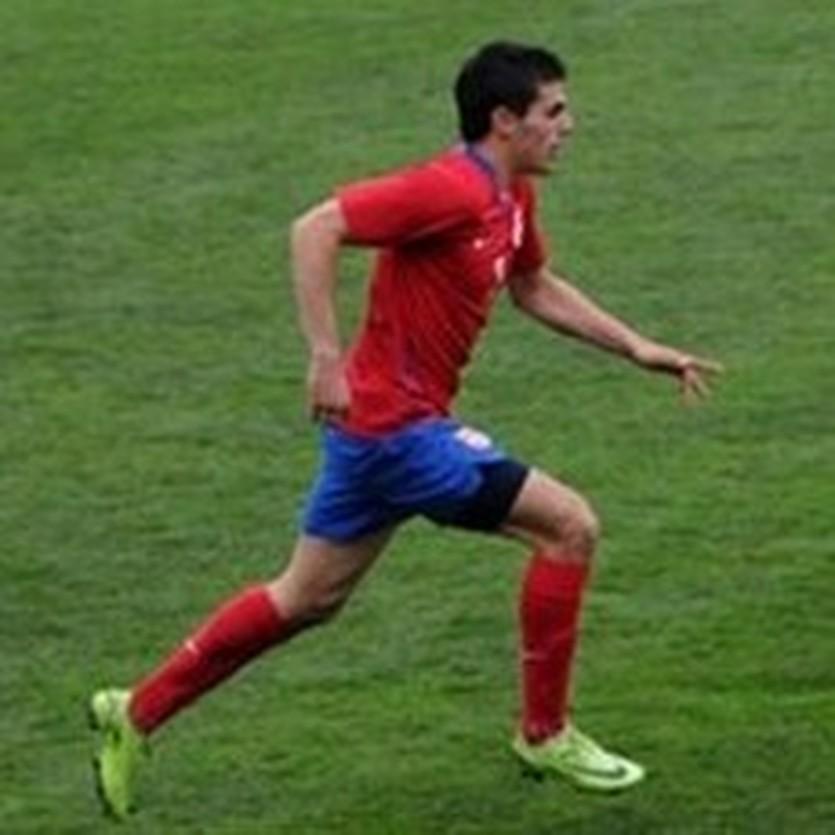 Михайло Сакич, фото uefa.com