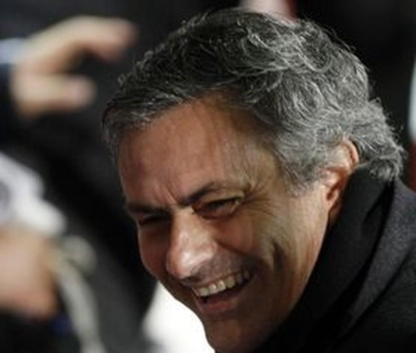 Жозе Моуриньо, Reuters