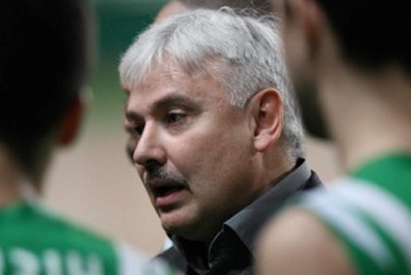 Андрей Подковыров, фото БК Будивельник