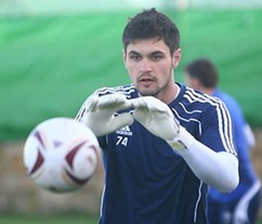 Артем Кичак, фото ФК Динамо