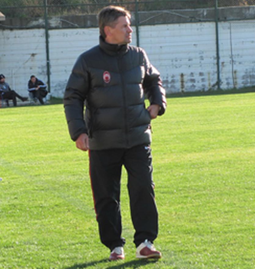 Анатолий Чанцев, фото ФК Заря