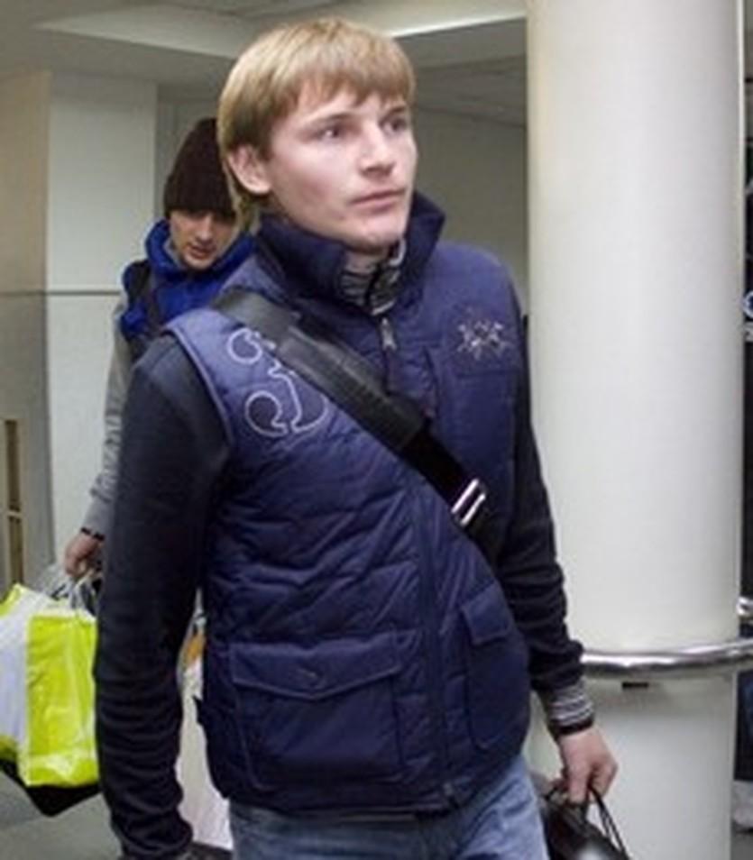 Владимир Гоменюк, фото ФК Днепр