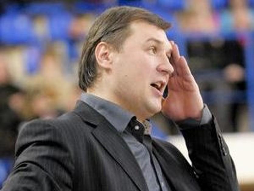 Виталий Черний, фото БК Азовмаш