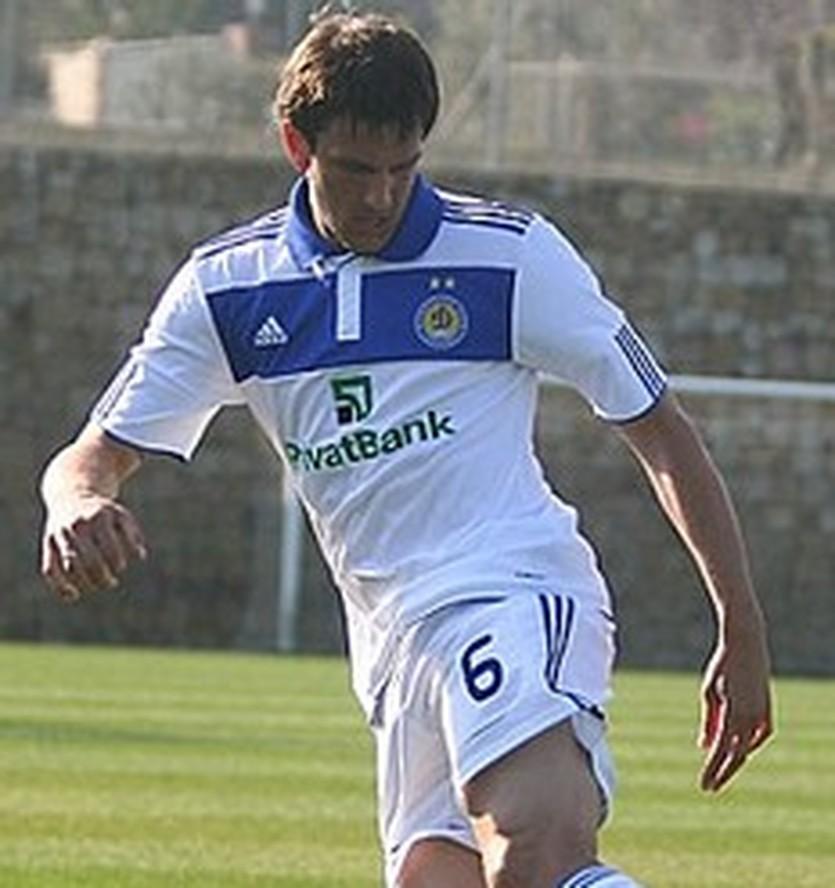 Горан Попов, фото ФК Динамо