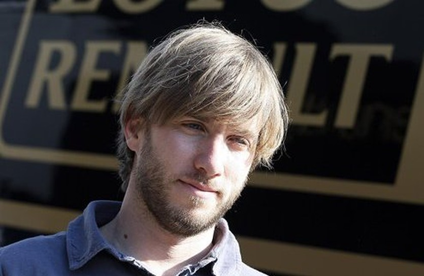 Ник Хайдфельд, formula1.com