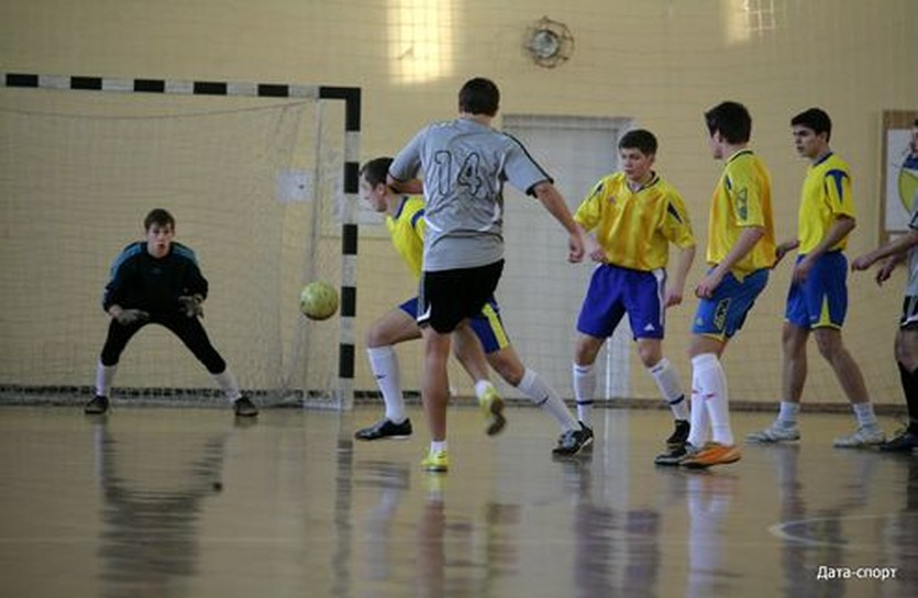 ДАТА-Спорт. 8-й игровой день Зимнего Чемпионата 2010/11