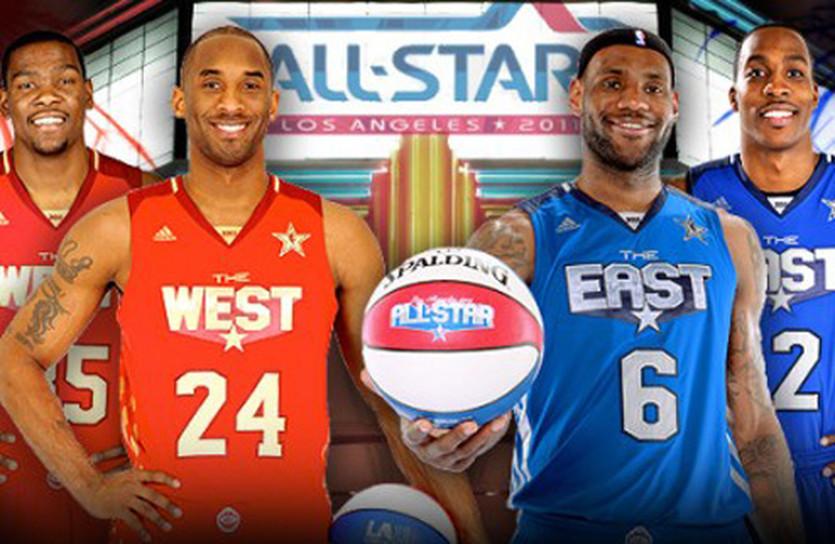 НБА. Матч Всех Звезд. Онлайн