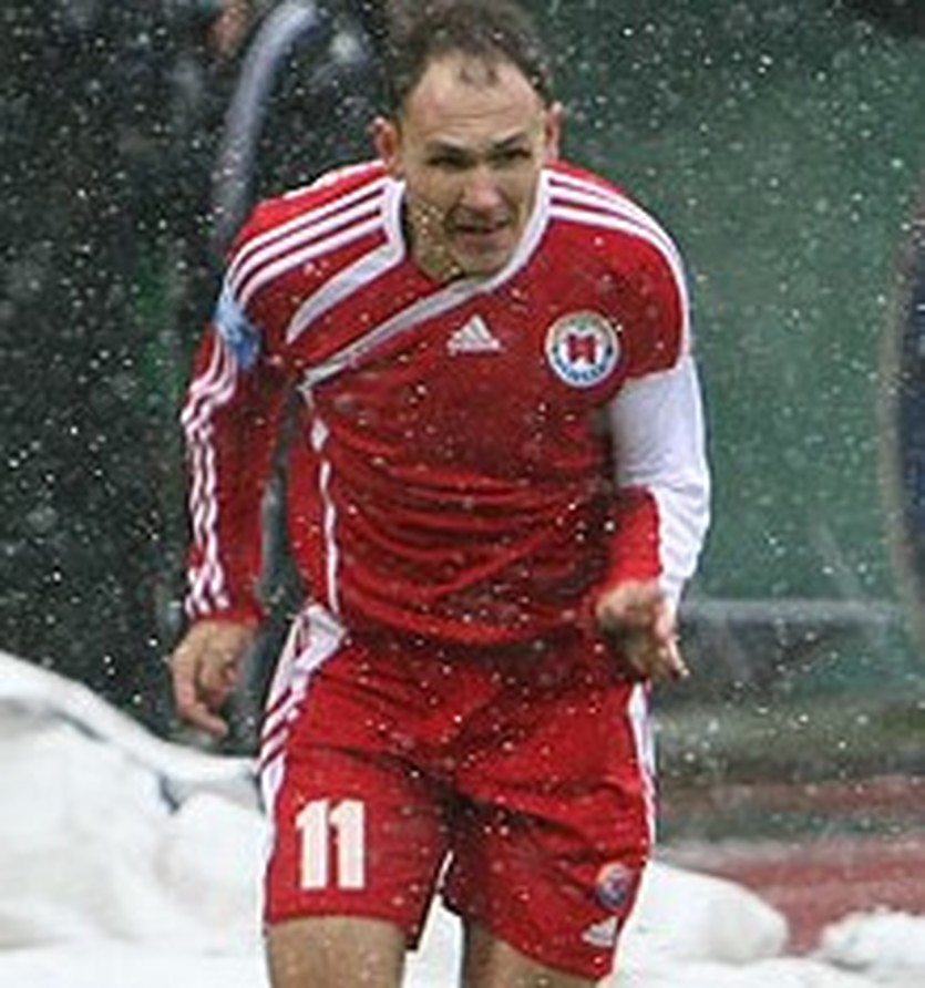 Иван Кривошеенко, фото ФК Ильичевец
