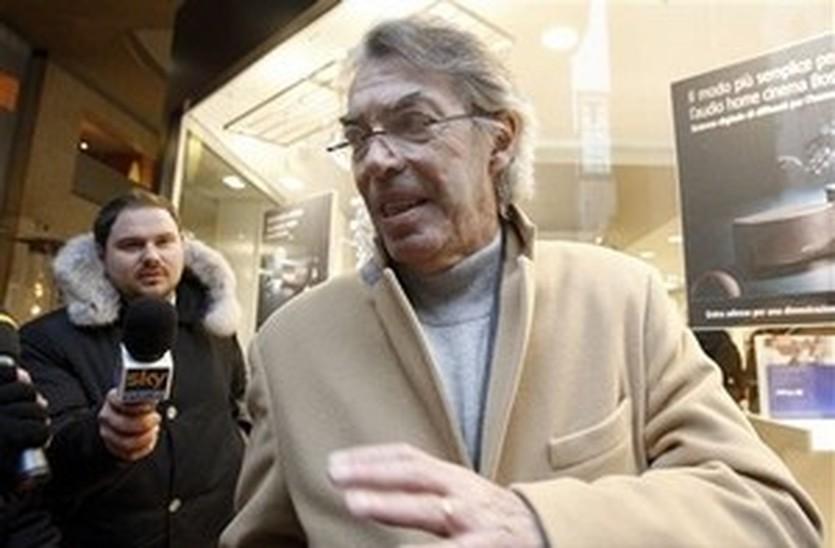 Массимо Моратти, AP