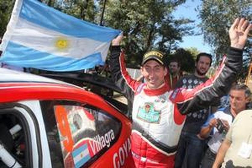 Федерико Вильягра, rallybuzz.com