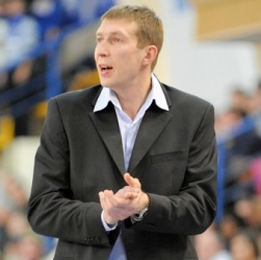 Олег Юшкин, фото БК Азовмаш