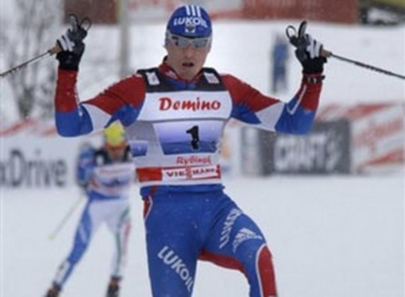 Александр Легков,  AP