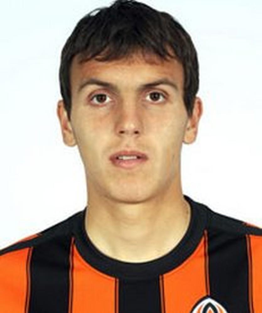 Петр Опарин, фото ФК Шахтер