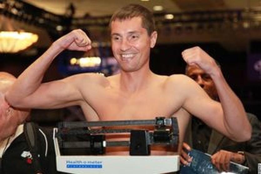 Сергей Дзинзирук, boxingscene.com
