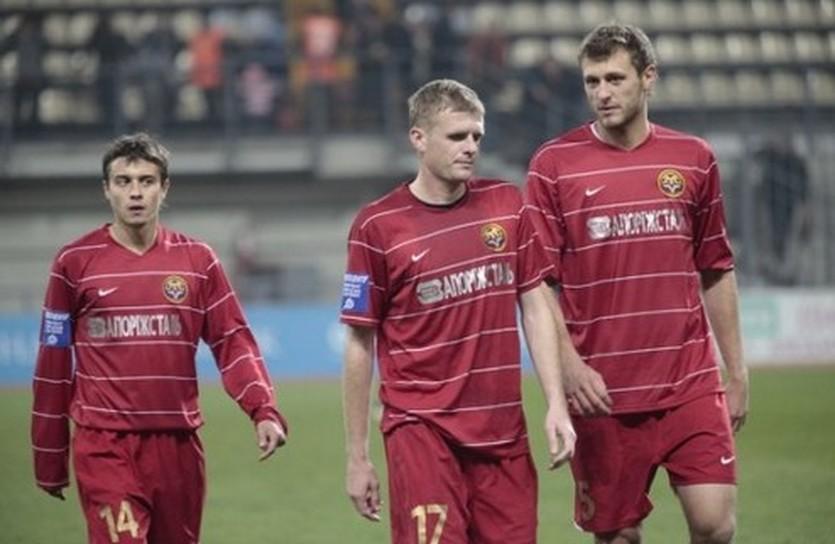 Крайний слева - Владимир Полевой, в центре - Владимир Аржанов. Фото iSport.ua