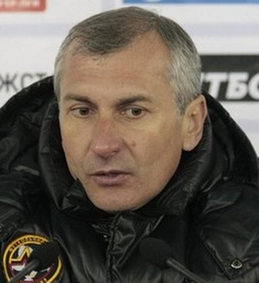 Олег Лутков, фото ФК Металлург З