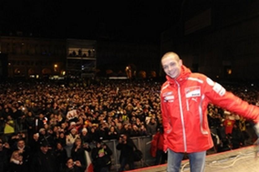 Валентино Росси, autosport.com