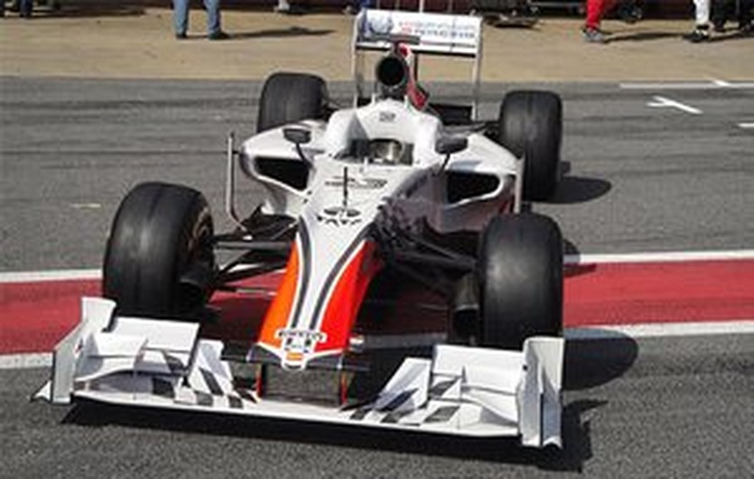 Новая F111, autosport.com