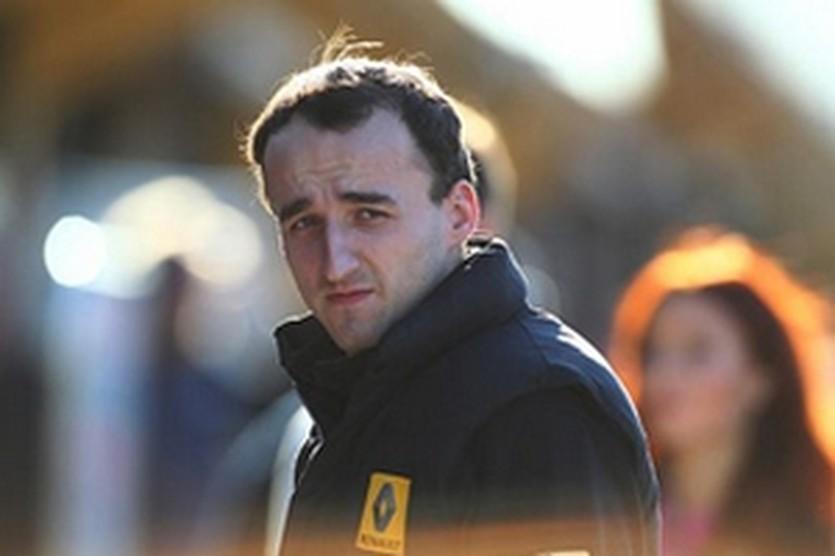 Роберт Кубица, autosport.com