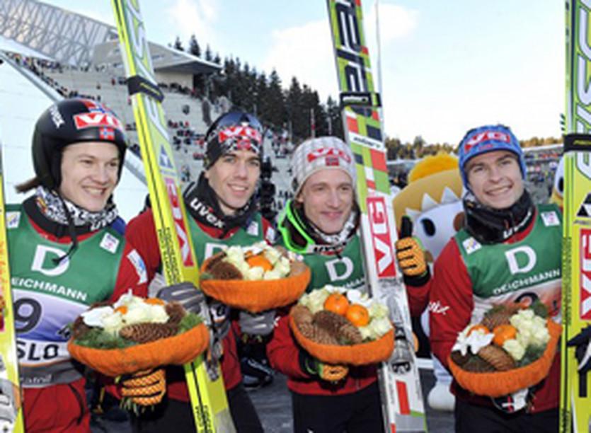 Норвежцы, Getty Images