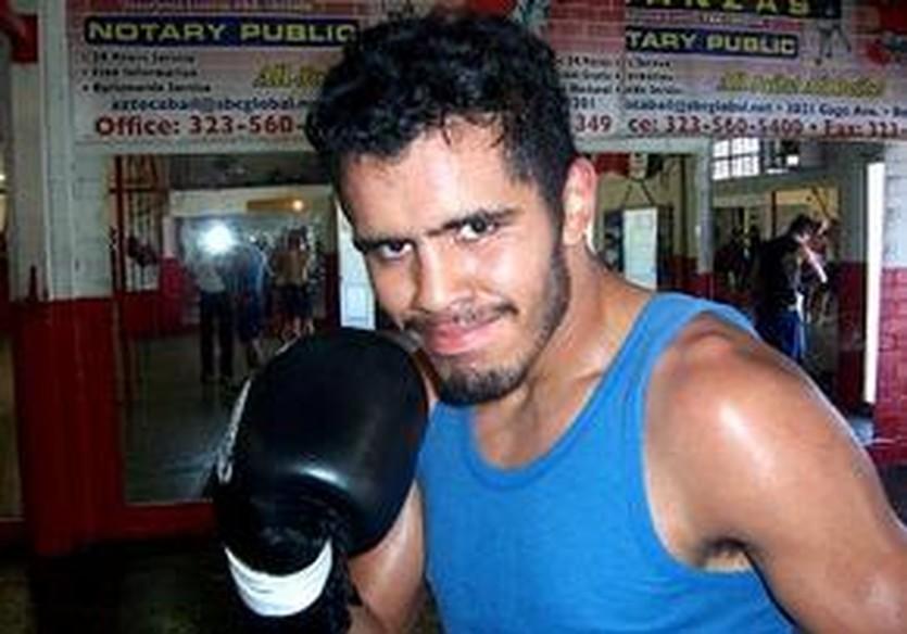 Мигель Васкес, boxrec.com