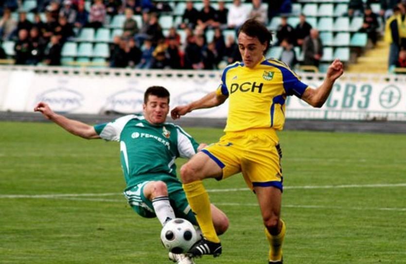 Милан Обрадович (справа), фото fpl.ua