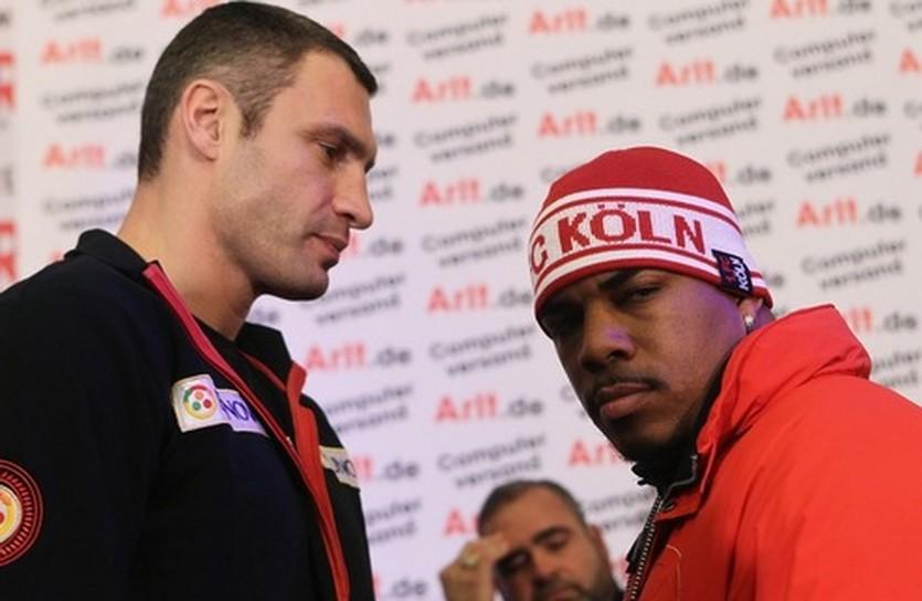Виталий Кличко и Одланьер Солис, Getty Images