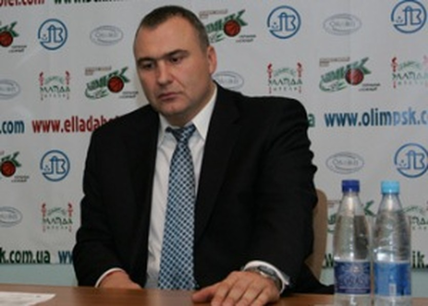 Виталий Усенко, фото БК Химик