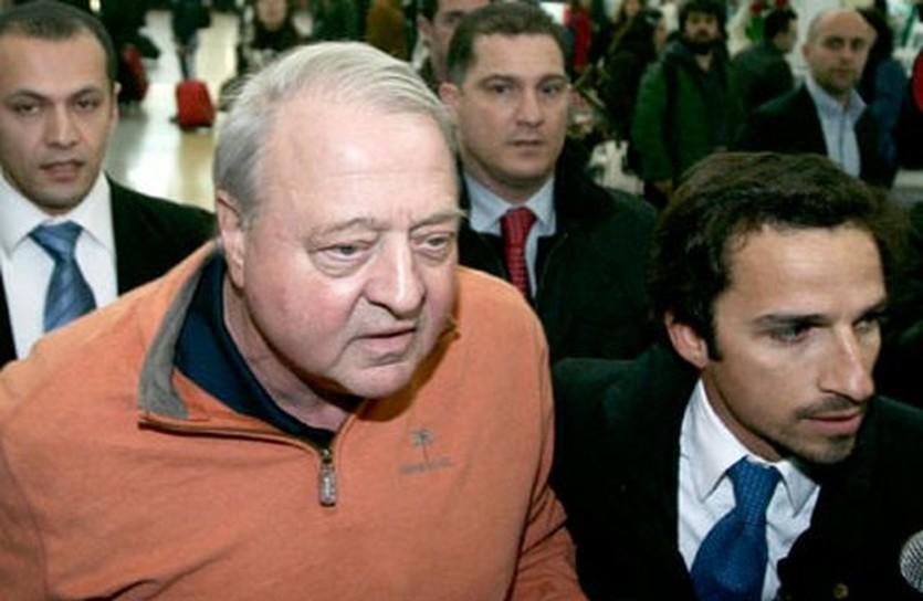 Томас Ди Бенедетто (слева), AP