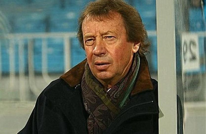 Юрий Семин, фото ФК Динамо