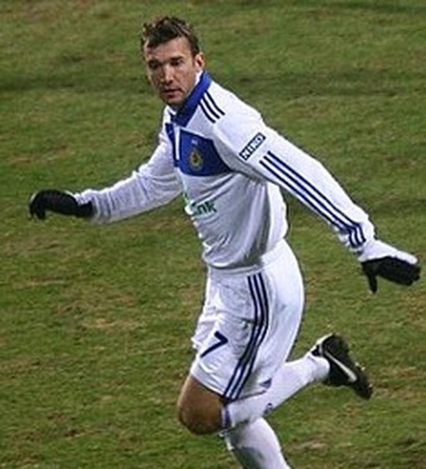 Андрей Шевченко, фото ФК Динамо