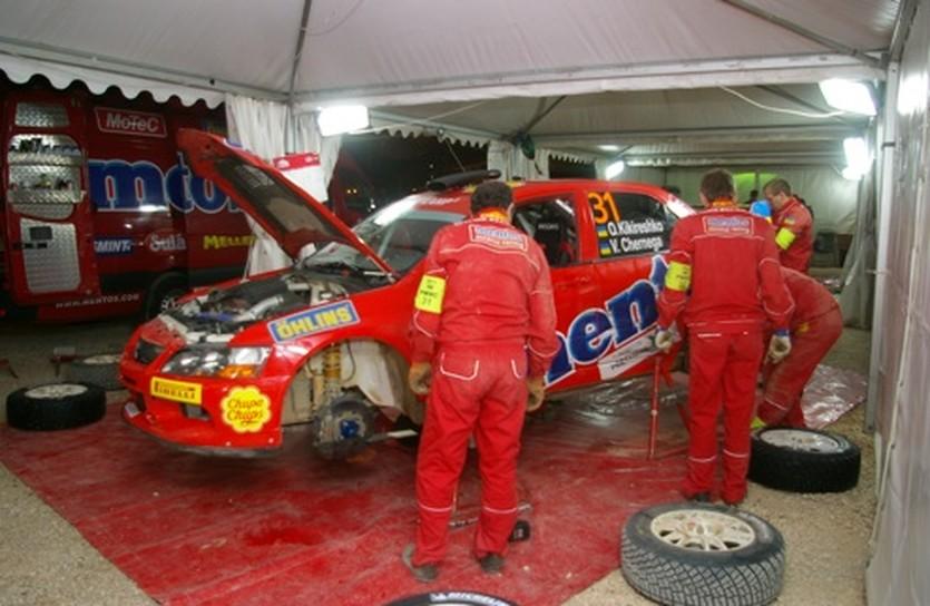 фото Mentos Ascania Racing