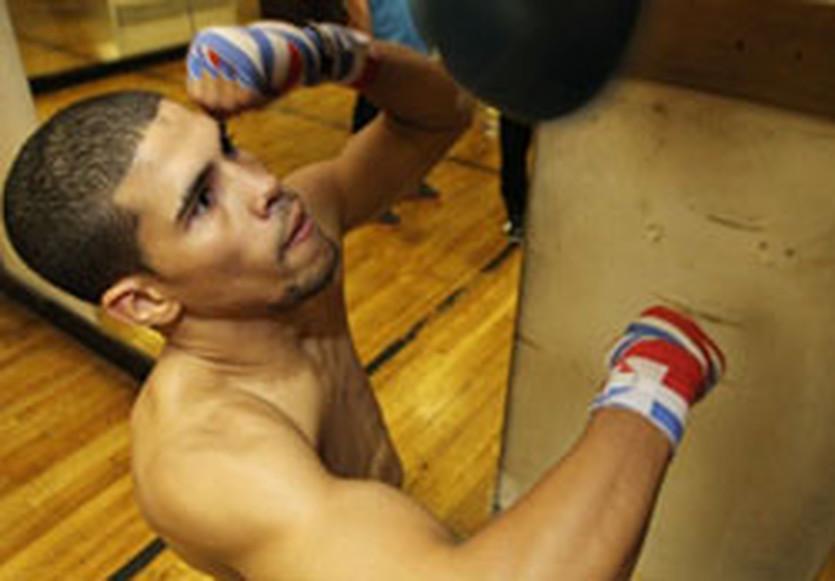 Хуанма Лопес,  Joel A. Colon Pagan/PR Best Boxing