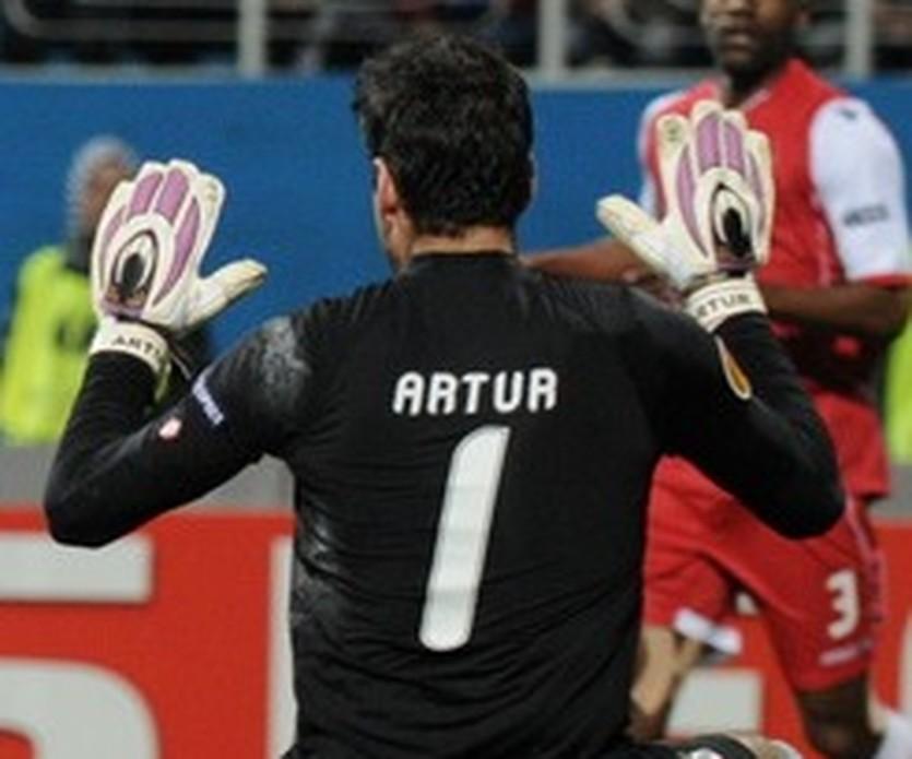 Артур, фото И.Хохлова, football.ua