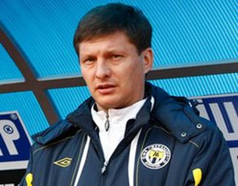 Андрей Гордеев, фото ФК Металлург Д