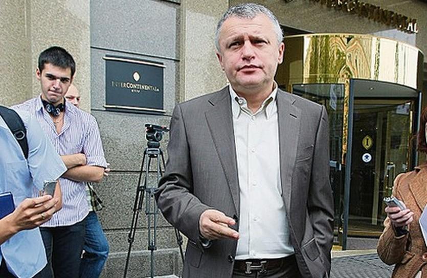 Игорь Суркис, фото С.Николаева, segodnya.ua