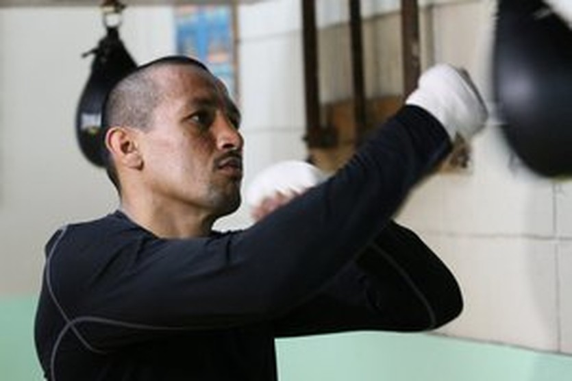 Орландо Салидо, boxingfans.org