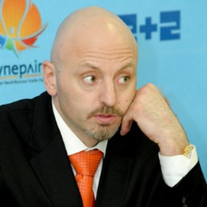 Саша Обрадович, фото БК Донецк