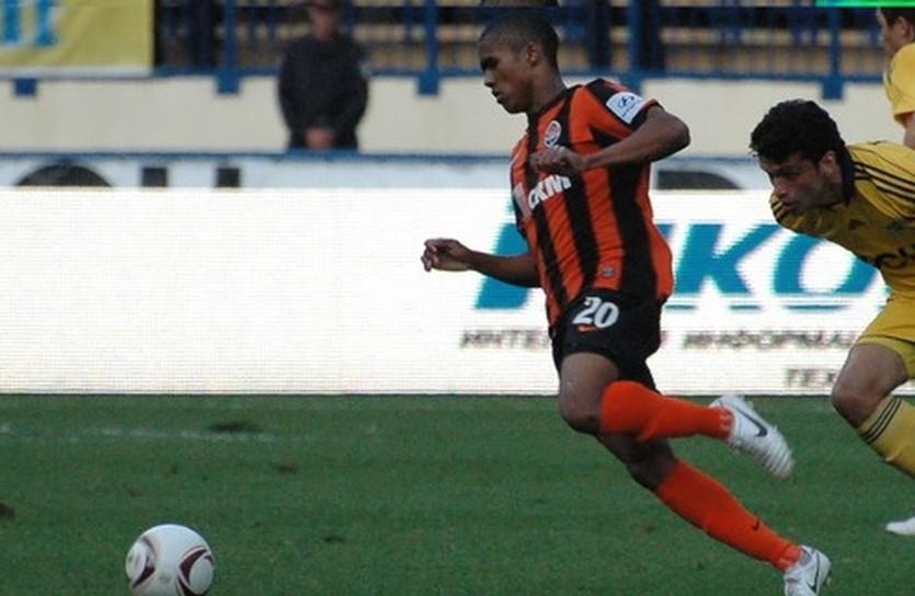 Дуглас Коста, фото Д.Неймырока, football.ua