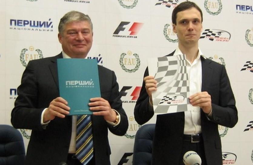 Евгений Червоненко и Егор Бенкендорф, iSport.ua