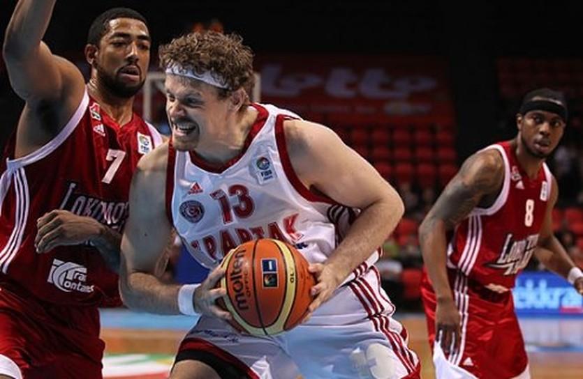 Миха Зупан не протащил Спартак в финал, фото fibaeurope.com