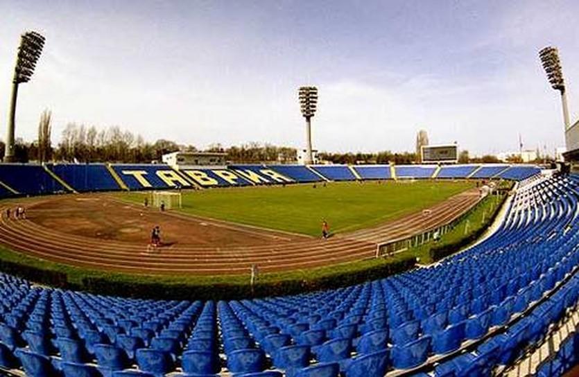 Стадион Локомотив, фото google.com