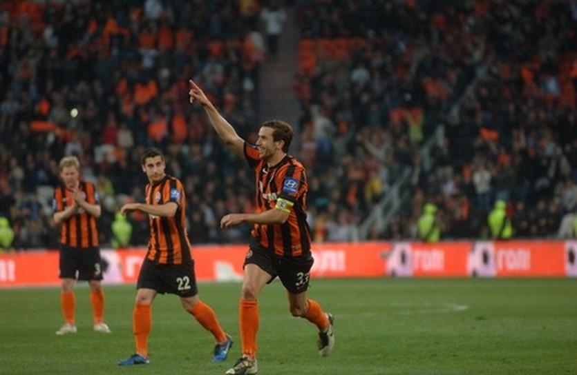 После гола Дарио Срны, фото Валерия Дудуша, football.ua
