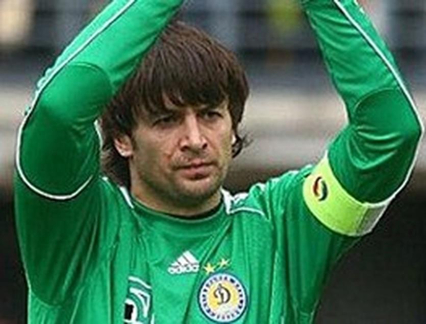 Александр Шовковский, фото ФК Динамо