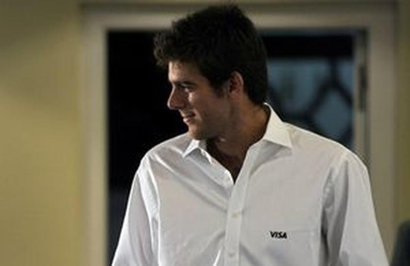Хуан Мартин Дель Потро, Getty Images