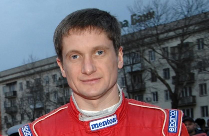 Валерий Горбань, фото Mentos Ascania Racing