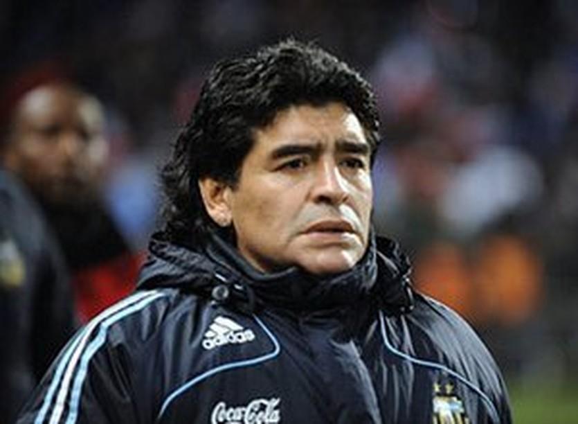 Диего Марадона, AFP
