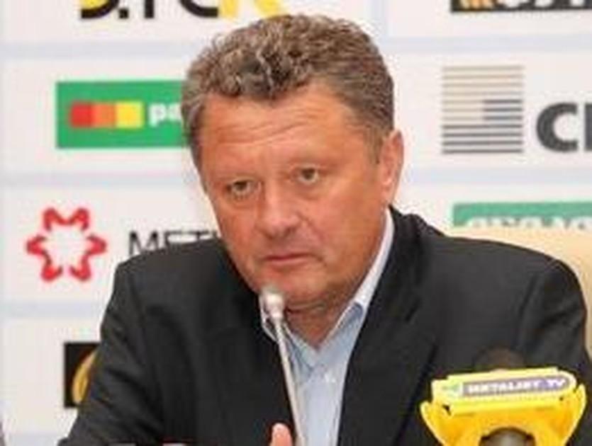 Мирон Маркевич, фото ФК Металлист
