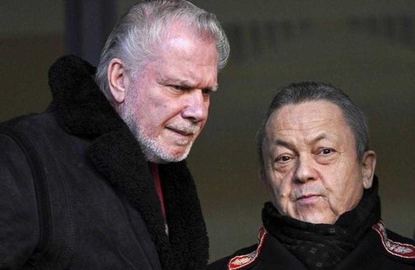 Дэвид Голд (слева) и Дэвид Салливан, Getty Images