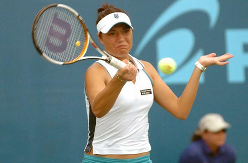 Екатерина Бондаренко, tennisserver.com